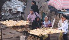 السيسي: حان الوقت لزيادة سعر رغيف الخبز المدعوم