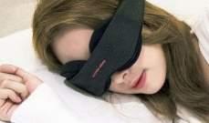 تطوير قناع للعينين يساعدعلى النوم بعمق