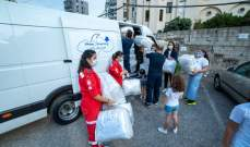 """جمعية """"أكيد فينا سوا"""" تساعد المتضررين من إنفجار بيروت عبرمبادرة """"بدنا نضل نحلم"""""""