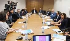 لجنة الشباب والرياضة تبحث بالمساهمات المالية للجنة الاولمبية للاتحادات الرياضية