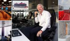 """إطلاق """"سكارليت ليدي"""" أول سفينة سياحية تابعة لشركة """"فيرجن فوياجز"""""""