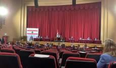 """تقارير: لجنة المال بصدد عقد جلسات مكثفة حول موضوع """"الكابيتال كونترول"""""""