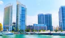 65% نسبة إشغال الفنادق في بيروت خلال 2018 وإيرادات الغرف ترتفع بنسبة 5%
