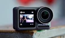 """""""DJI"""" تدخل عالم الكاميرات المحمولة الصغيرة عبر """"Osmo Action"""""""