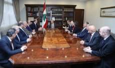 """تجمّع الصناعيين في البقاع يطالبون الرئيس عون بالتدخل لدى """"مصرف لبنان"""""""