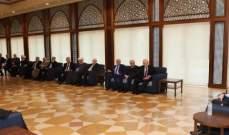 """التقرير اليومي 8/4/2018: الحريري: أولى الخطوات الإصلاحية التي ستتخذها """"حكومة إلى العمل"""" ستكون وقف الهدر"""