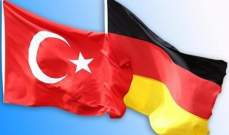 ألمانيا لا تدرس تقديم دعم مالي لتركيا