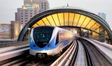وصول أول قطارات مترو دبي الجديدة في تشرين الثاني المقبل