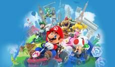 """""""Mario Kart"""" تصل لهواتف """"آيفون"""" و""""أندرويد"""" الأسبوع المقبل"""