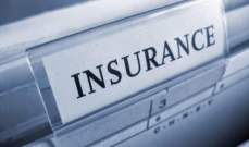 ارتفاع أقساط التأمين الى 868 مليون دولار في النصف الأول من 2018