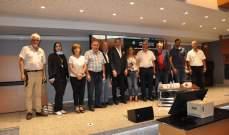لجنة الانشاءات والتشييد في اتحاد المهندسين العرب نظمت ندوة عن أساليب الكشف وفحص الأبنية المتصدعة