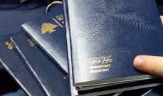 جوازات سفر مزوّرة للهجرة إلى أربيل