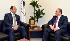 التقرير اليومي 29/11/2019: زكي بعد لقاء فتوح: الوضع الإقتصادي في لبنان هو سبب ونتيجة للأحداث الحالية