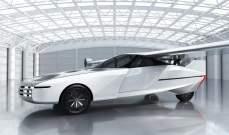 """""""aska"""" نموذج سيارة طائرة مع آلية إقلاع قابلة للطي"""
