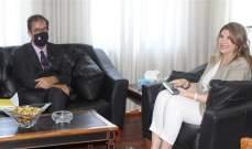 فوشيه: ندعم الحكومة اللبنانية في مهمتها الإصلاحية