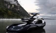 """""""تايغا موتورز""""تكشف عن المركبة المائية الكهربائية""""Ocra"""""""