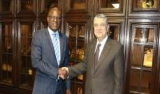 تعاون مرتقب يسمح للشركات المصرية بتنفيذ مشروعات كهربائية في ناميبيا