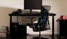 """تجهيزات مكتبية لعشاق الألعاب من """"لوجيتك"""" و""""هيرمان ميللر"""""""