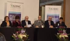 """الصغير في افتتاح """"مؤتمر بيروت لسرطان الثدي"""":  نحن نريد ان ننزع عباءة الفساد على جميع المستويات"""
