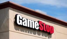 """أسهم شركة """"Game stop"""" تهبط 80%"""