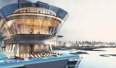 """فندق """"Palm Tower"""" في دبييعتزم افتتاح أعلى مسبح في العالم"""