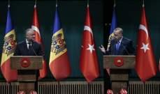 رئيس مولدوفا: تركيا شريك إستراتيجي في العديد من المجالات