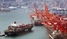 صادرات كوريا الجنوبية ترتفع 11.1% في أول 20 يوما من الشهر الجاري
