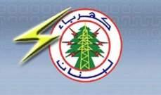 """إغلاق دائرة صور في """"كهرباء لبنان"""" بعد إصابة أحد الموظفين بـ""""كورونا"""""""