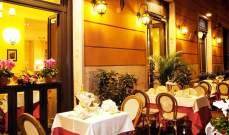 بعد تخفيف إجراءات العزل.. المطاعم اللبنانية في إيطاليا تعيد فتح أبوابها