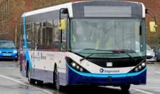 بريطانيا تختبر أول حافلة ذاتية القيادة بشوارع مانشستر