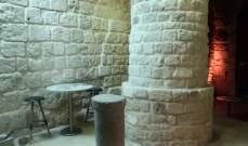"""بالصور: تراث صيدا القديمة يتجلى في """"خان صاصي"""".."""
