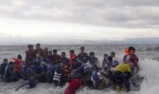 إنقاذ 147 مهاجراً قبالة السواحل الليبية