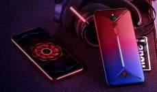 """""""ZTE"""" تطلق هاتف الألعاب """"Nubia Red Magic 3"""" بمروحة تبريد داخلية"""