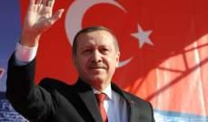 أردوغان يتعهد بخطوات جدية لمعالجة التضخم بعد الانتخابات