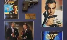بيع مسدس أول أفلام جيمس بوند بـ...!
