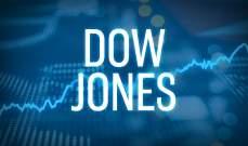 """""""داو جونز"""" يتراجع بأكثر من 500 نقطة في بداية الجلسة مع تهاوي أسعار النفط"""