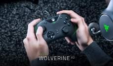 """""""ريزر"""" تطلق وحدة التحكم """"Wolverine V2"""" لأجهزة """"إكس بوكس"""" الجديدة"""