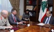 جون لوريمر: على لبنان تشكيل حكومة الآن وتفعيل الإصلاحات اللازمة