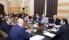 الحريري ترأّس اجتماع اللّجنة الوزارية لدراسة دفاتر الشروط في موضوع الكهرباء