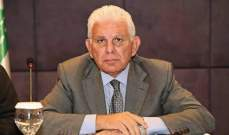بدارو: أمامنا 3 أشهر لاختيار طريق الانقاذ السريع والسليم وإنشاء صندوق لضمان مخاطر الاستثمار الأجنبي في المصارف اللبنانية ضروري