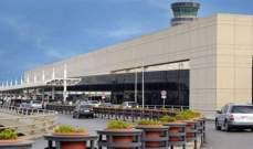 سبع رحلات تقل لبنانيين تصل إلى المطار اليوم