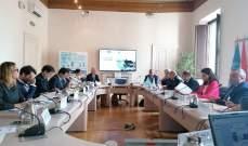 اللقيس ترأس في روما اجتماع حول مراجعة وتطوير خارطة الطريق الخاصة بالصيد البحري