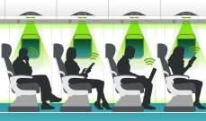 """خدمة الإنترنت السريعة """"Li-Fi"""" ستكون متاحة قريباً على رحلات الطيران"""