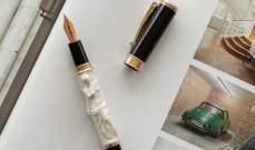 """قلم جديد من""""مونتيغرابا""""بـ2435 دولارتكريما للآلهة اليونانية """"Venus"""""""