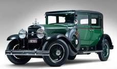 """سيارة """"آل كابوني"""" المصفحة """"كاديلاك 1928""""متاحة للشراء مقابل...!"""
