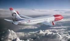 """سهم """"خطوط الطيران النرويجية"""" يرتفع بعد معلومات عن صفقة مع """"لوفتهانزا"""""""