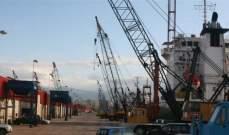 جمارك طرابلس صادرت كمية من الموز الصومالي واطنان من الحمص المهرب من سوريا