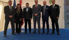 السفيرة الاميركية بعد زيارتها لمعمل دير عمار: الشركات الأميركية تريد أن تستثمر في لبنان