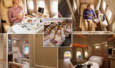 بالصور: مجموعة جديدة من الطائرات الخاصة بالأغنياء!
