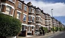 أسعار المنازل في بريطانيا تسجل أبطأ وتيرة نمو هذا العام خلال الشهر الماضي